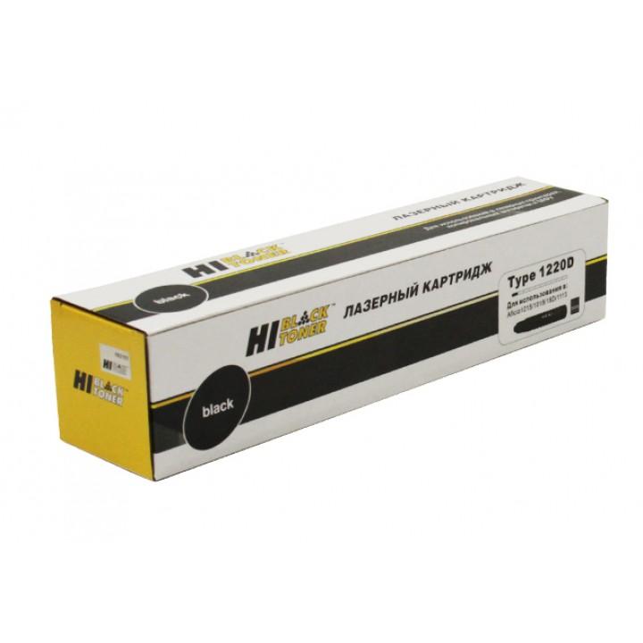 Тонер-картридж Type 1220D для принтера Ricoh Aficio 1015/1018/1018D, туба, 5,5K