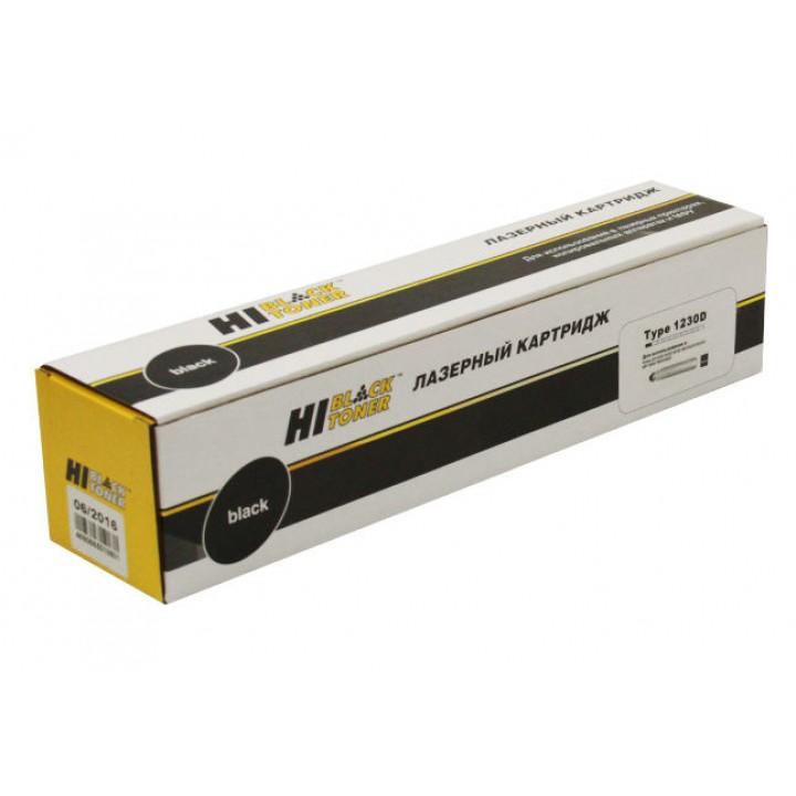 Тонер-картридж Type 1230D для принтера Ricoh Aficio 2015/2018/MP1500, туба, 9K