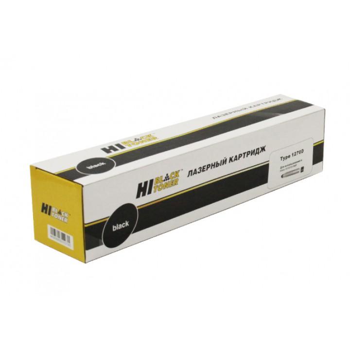 Тонер-картридж Type 1270D для принтера Ricoh Aficio 1515/1515F/PS/MF, туба, 7K