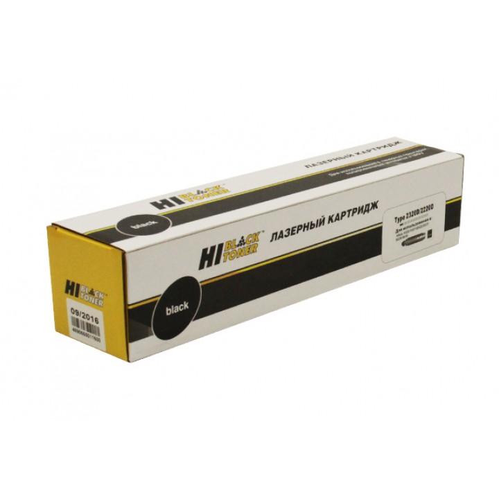 Тонер-картридж Type 2320D/2220D для принтера Ricoh Aficio 1022/1027, туба, 12K
