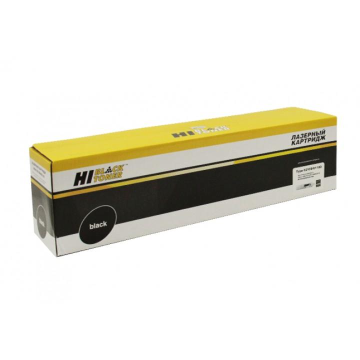 Тонер-картридж Type 6210D/6110D для принтера Ricoh Aficio 1060/1075/2060, туба, 43K