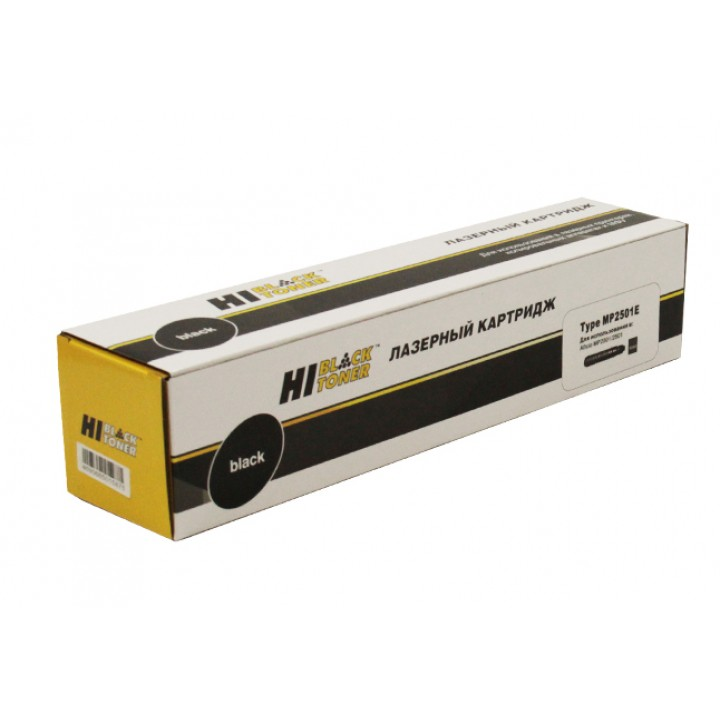 Тонер-картридж Type MP2501E для принтера Ricoh Aficio MP2001/L/SP/MP2501L/SP, туба,8K