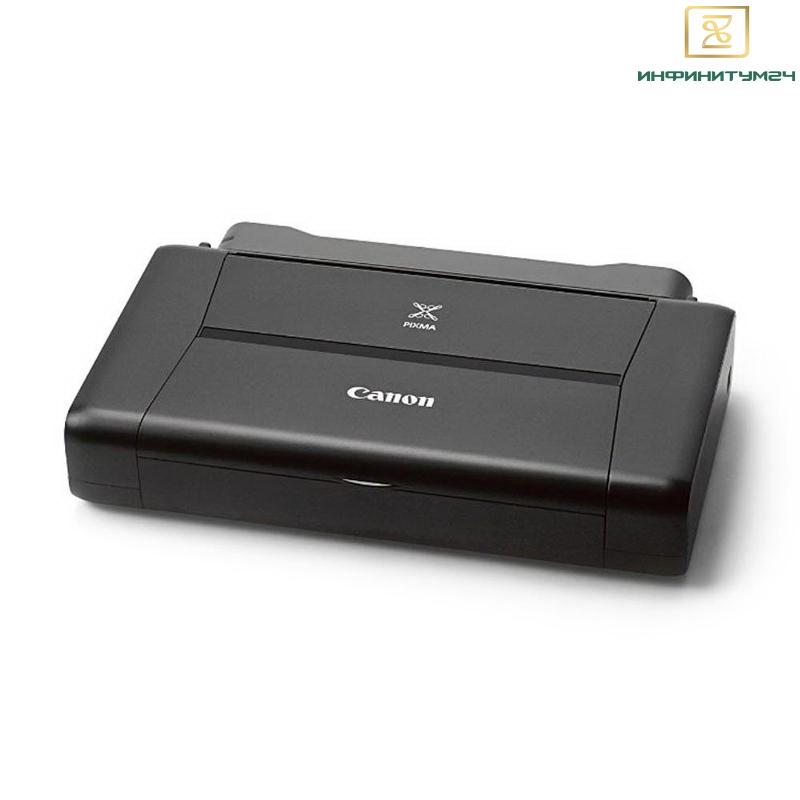 Canon PIXMA iP110 с отличным качеством цветной фотопечати